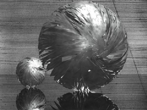 big sphere cut_metall
