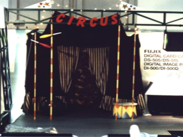 Bühnenbild Fuji